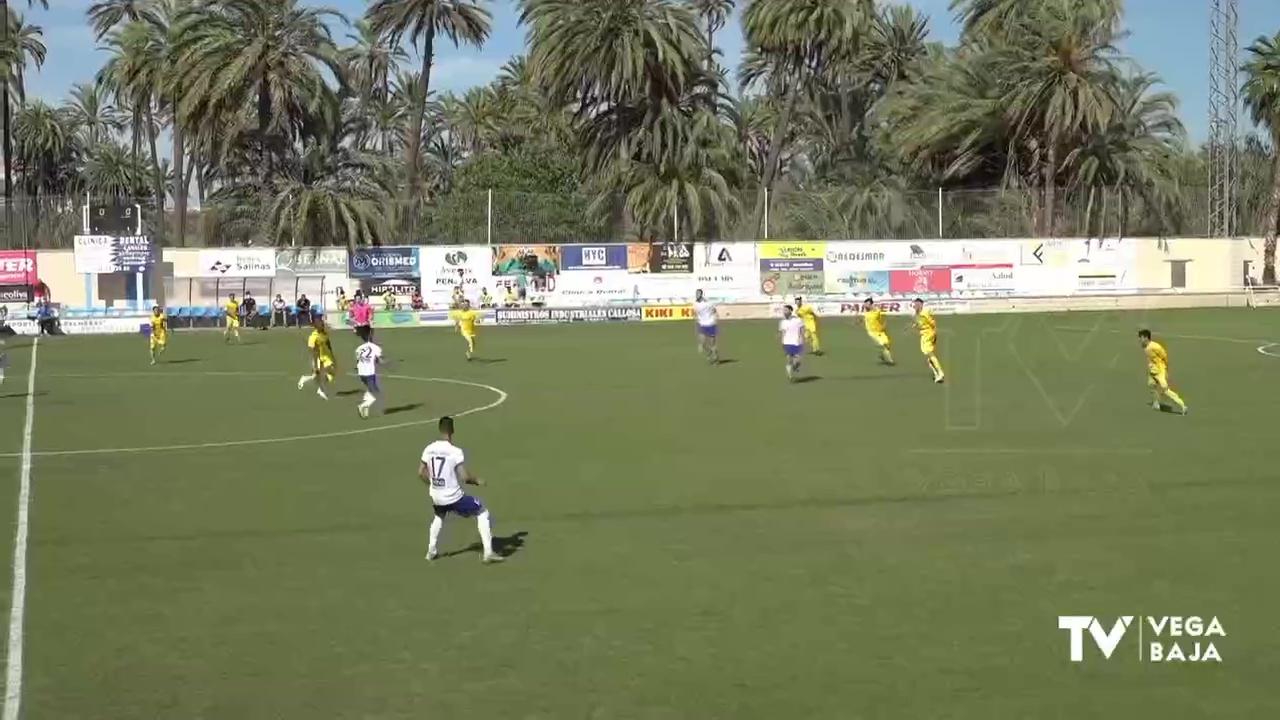 Partido Callosa Dep. - Orihuela CF B