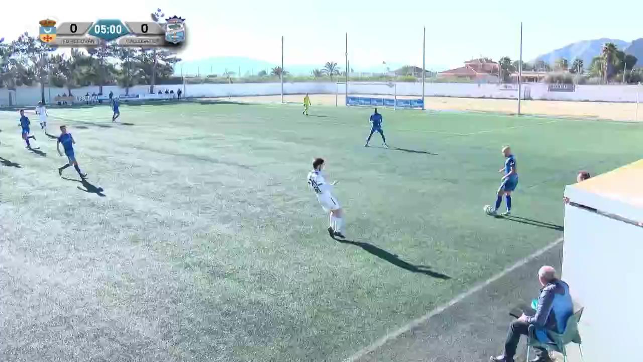 Partido FB Redován CF - Callosa Deportiva