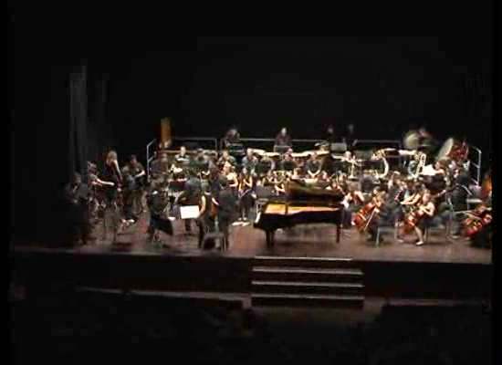 Concierto de la International Youth Philarmonic Orchestra