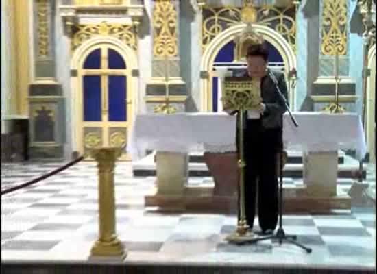 Pregón de las Fiestas Patronales a cargo de Conchita García de Otazo