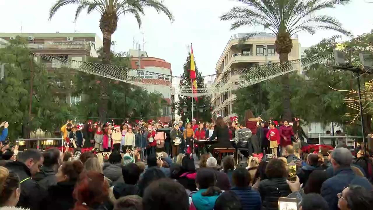 Villancicos en la Plaza - Conservatorio