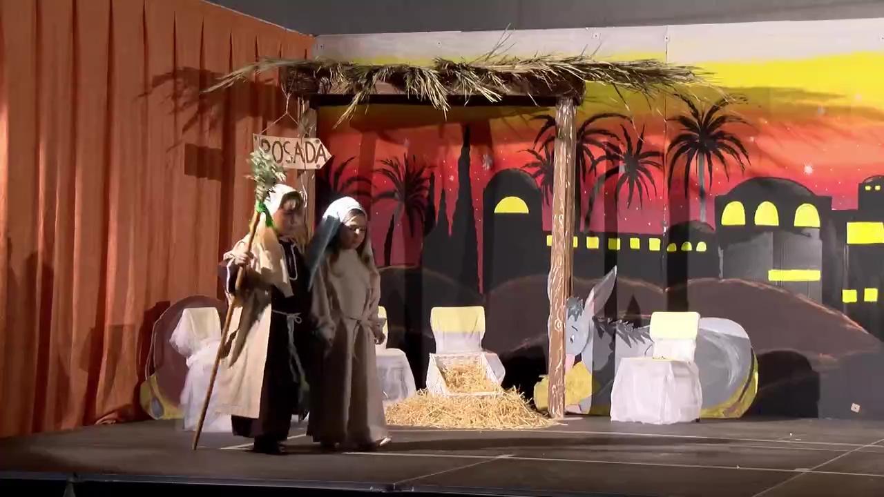 Teatro Navidad Colegio La Purísima 3ºB