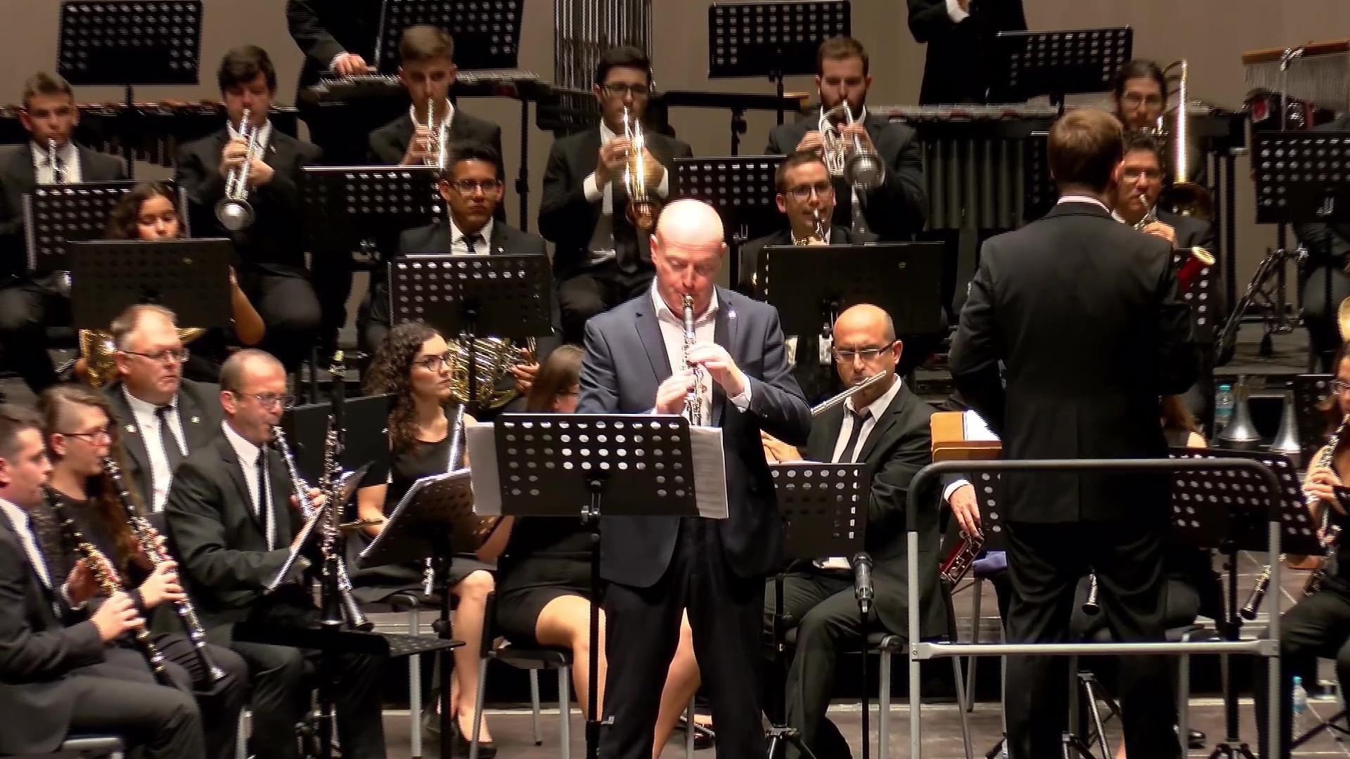 Concierto UMt - David Van Maele