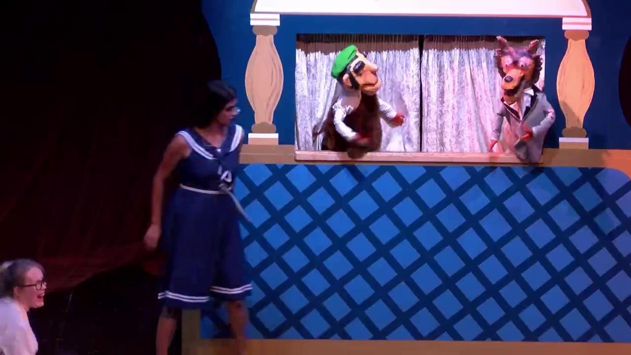 Teatro Lily: un cuento de Torrevieja
