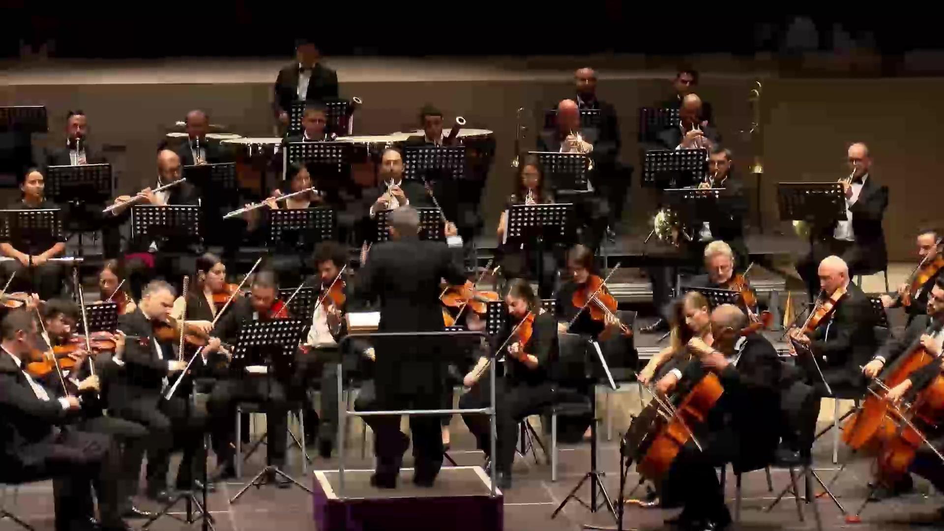 Concierto OST - Mendelssohn y Beethoven