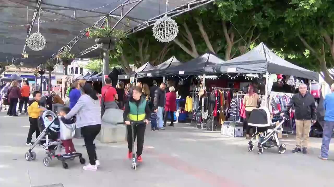 Mercado Navideño Cox
