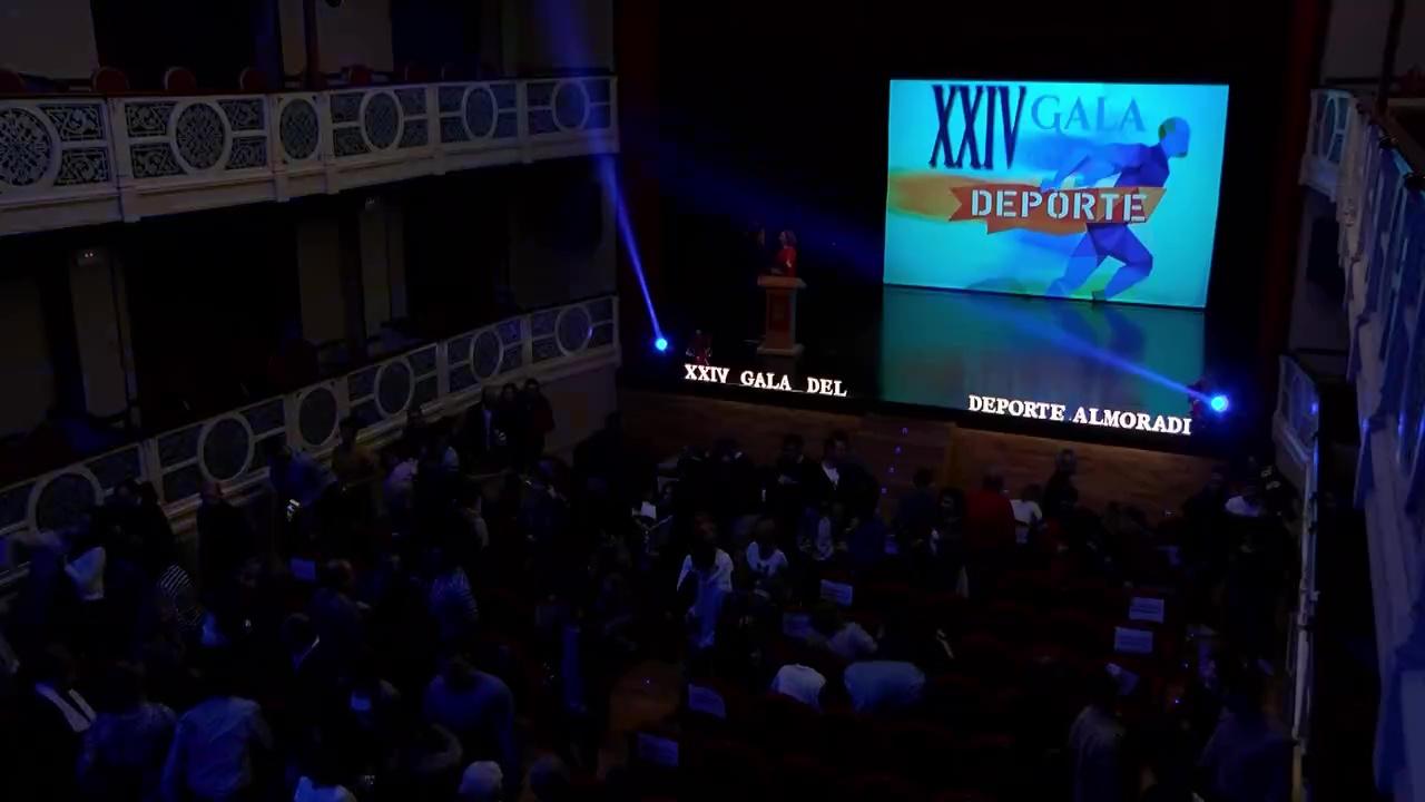 XXIV Gala del deporte de Almoradí