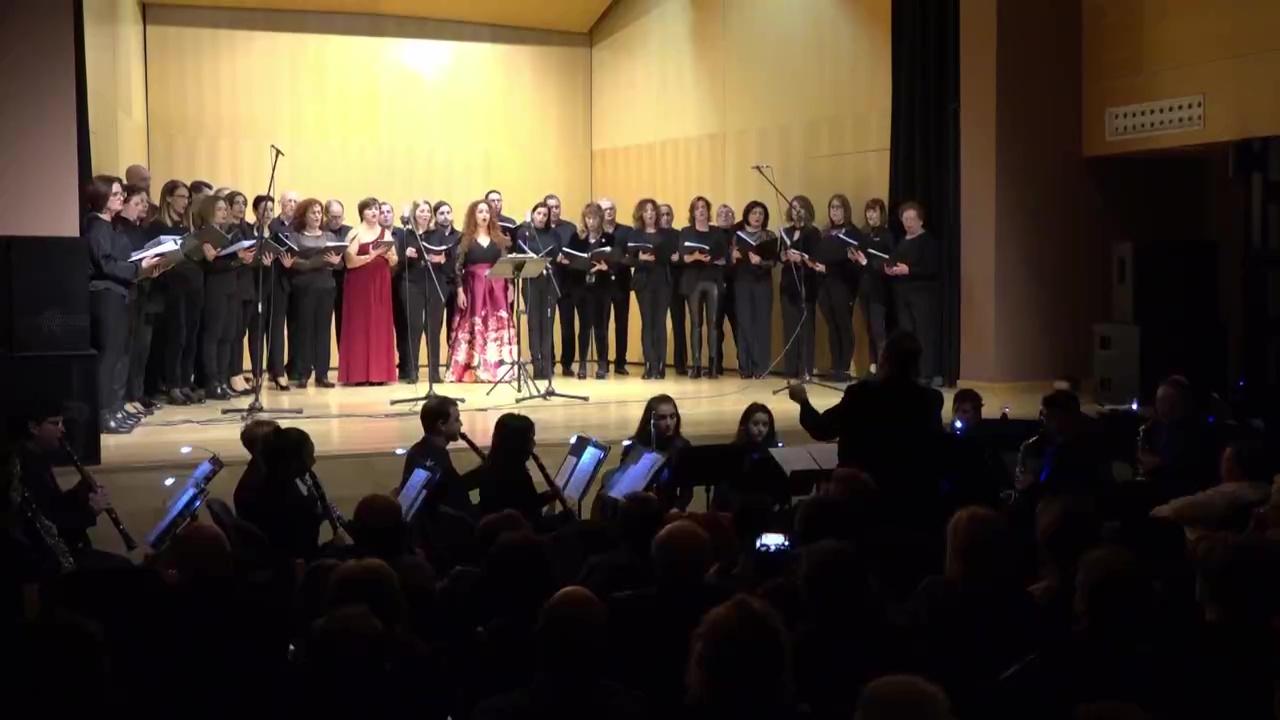 Gala Lírica Santa Cecilia Orihuela