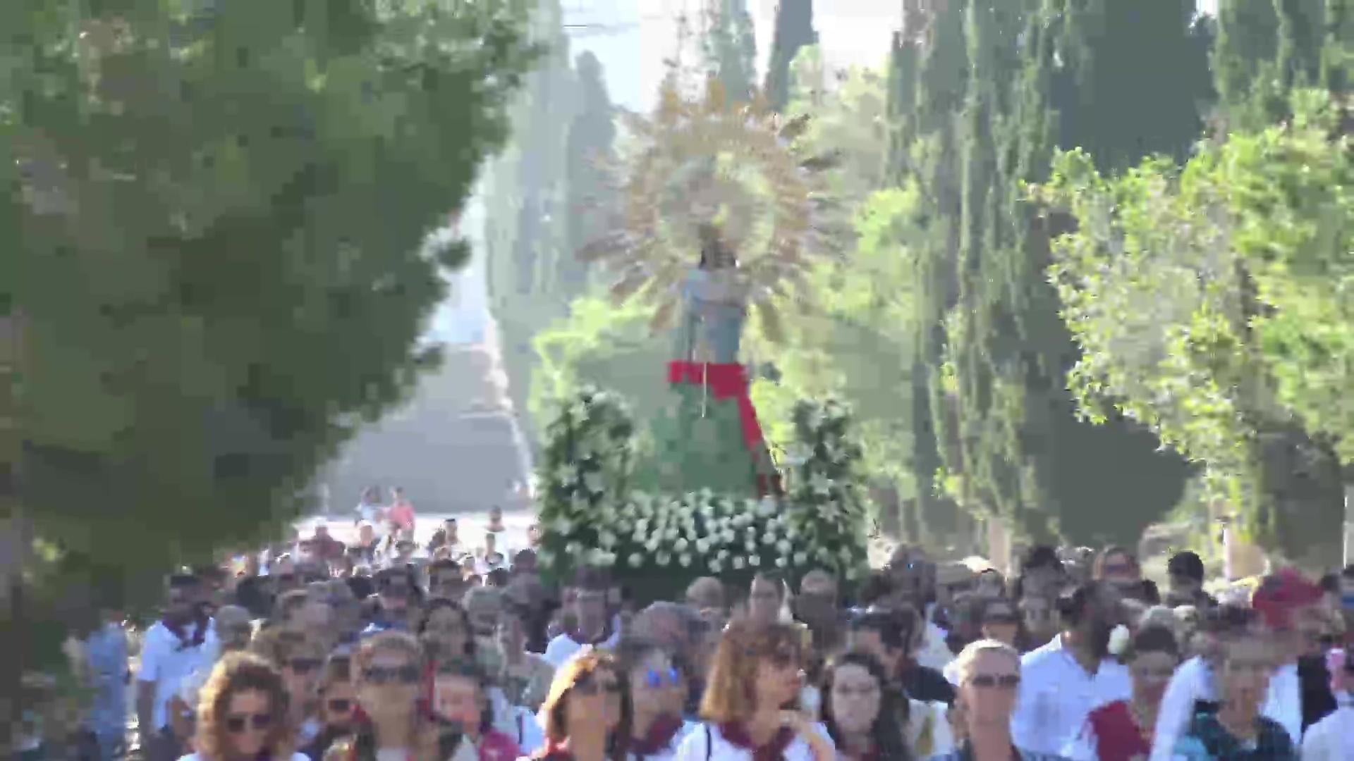 Romeria Virgen Pilar Benejuzar