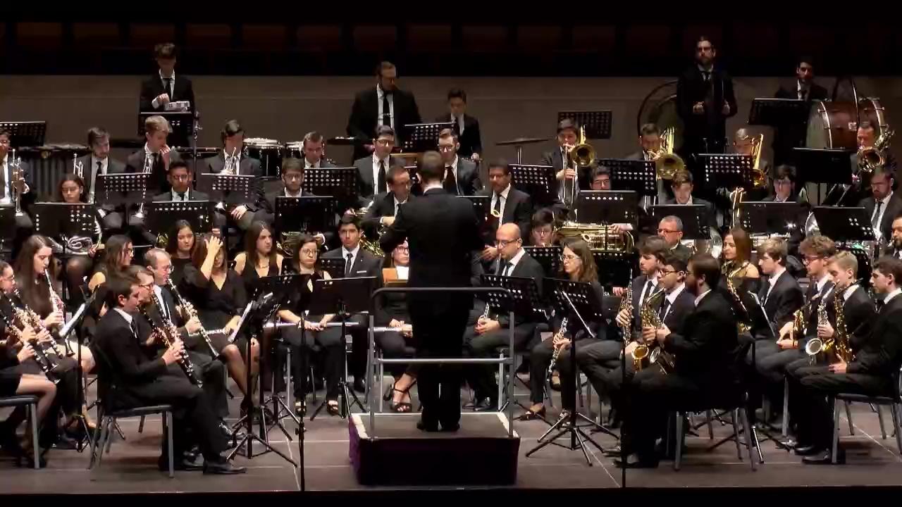 Concierto Santa Cecilia UMT