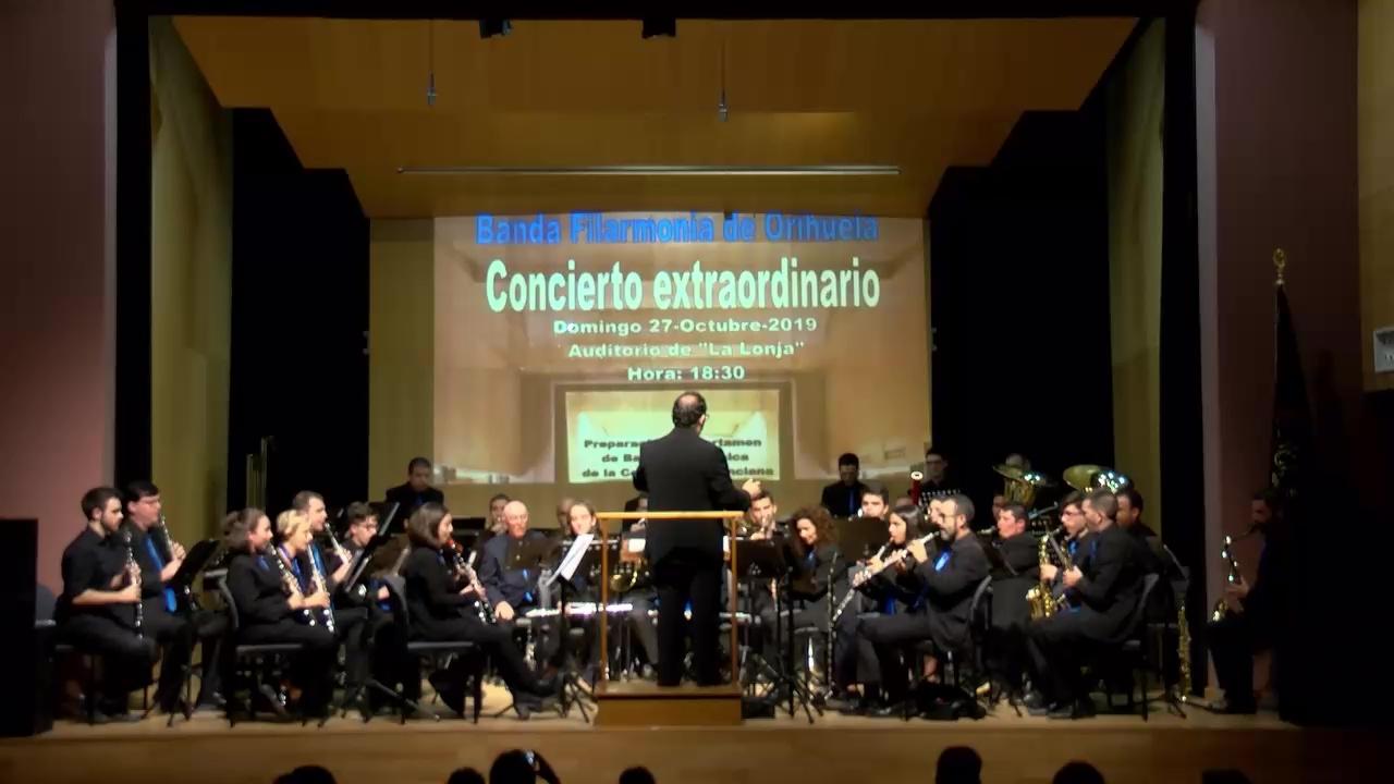 Concierto Banda Filarmónica Orihuela