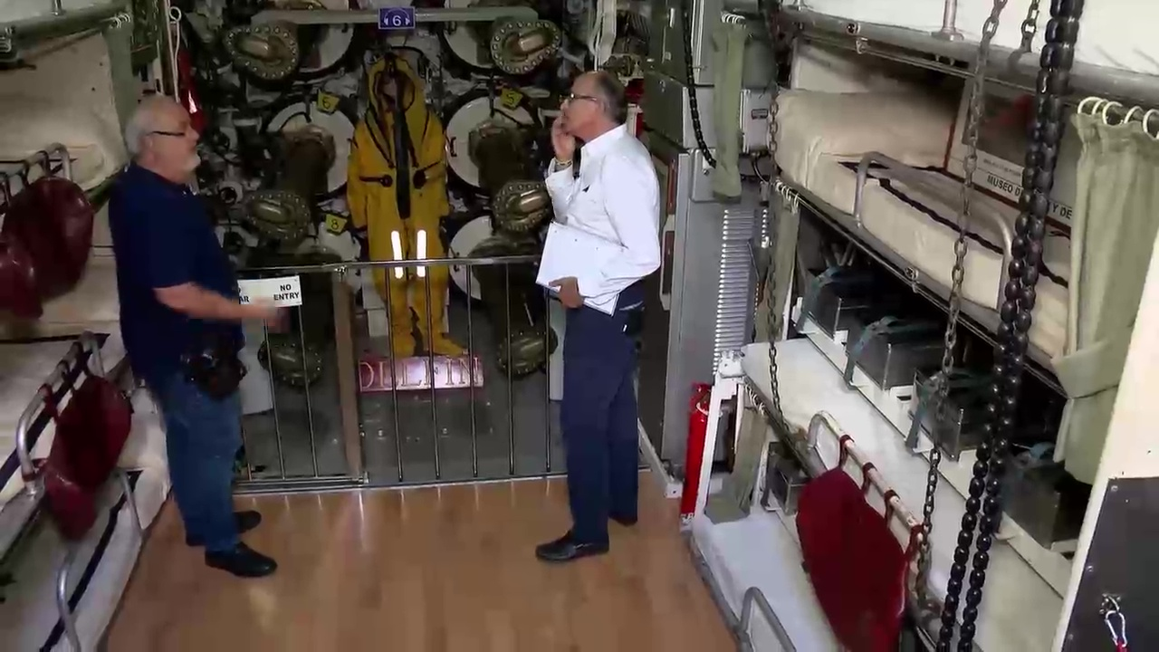 Programa 3: Museos Flotantes